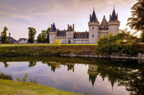 chateau  de chaumont, города, замки франции, chateau, de, chaumont