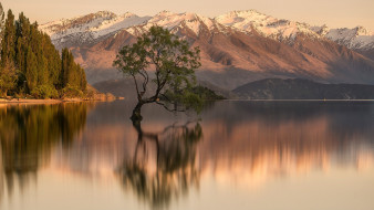 lake wanaka, new zealand, природа, реки, озера, lake, wanaka, new, zealand