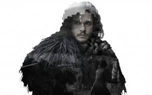 игра престолов, постер, jon snow, kit harington, фэнтези, драма, мелодрама