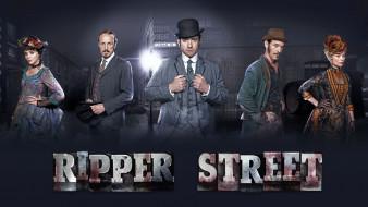 улица потрошителя, сериал, драма, криминал, детектив, постер, великобритания, ирландия