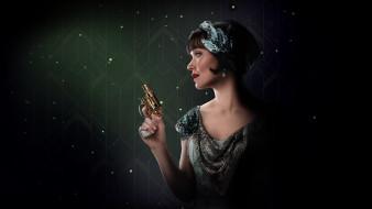 постер, мисс фрайни фишер и гробница слез, детектив, эсси дэвис, phryne fisher
