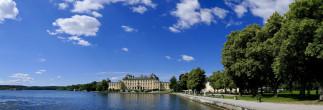 drottningholm palace, города, стокгольм , швеция, дроттнингхольм, дротнингхольм, дворцово-парковый, ансамбль, остров, лувен, озеро, меларен, стокгольм