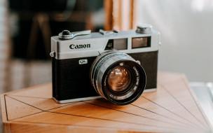 бренды, canon, фотоаппарат