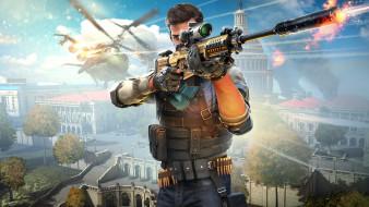 Sniper Fury обои для рабочего стола 1920x1080 sniper fury, видео игры, ---другое, sniper, fury