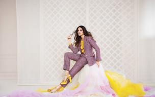 Deepika Padukone обои для рабочего стола 1920x1200 deepika padukone, девушки, дипика, падуконе, индийская, актриса, фотосессия, фиолетовый, костюм, грим, модель