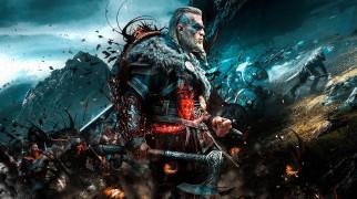 видео игры, assassin's creed,  valhalla, assassin's, creed, valhalla