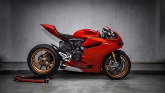 мотоциклы, ducati, 1199, panigale