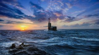 корабли, подводные лодки, uss, michigan