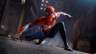 видео игры, spider-man, ps4