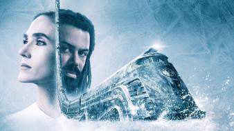snowpiercer ,  2020 – , кино фильмы, -unknown , другое, постер, сквозь, снег, сериал, jennifer, connelly, daveed, diggs, фантастика, боевик, триллер, драма