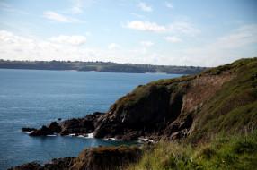 Бретань,Франция обои для рабочего стола 2560x1706 бретань, франция, природа, побережье