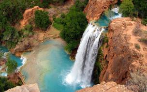 Havasu WaterFalls, Arizona, USA