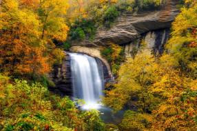 Looking Glass Falls, North Carolina, USA