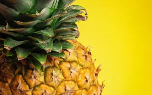 еда, ананас