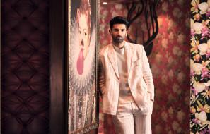 адитья рой капур, индийский актер, cosmo india, февраль 2020, автор zinaili malik