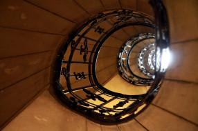 интерьер, холлы,  лестницы,  корридоры, винтовая, лестница