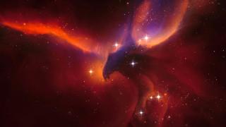 обои для рабочего стола 1920x1080 космос, галактики, туманности, phoenix, tyler, young