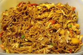 еда, макароны,  макаронные блюда, китайская, кухня