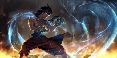 видео игры, league of legends,  legends of runeterra, legends, of, runeterra, lee, sin