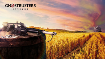ghostbusters,  afterlife, кино фильмы, -unknown , другое, охотники, за, привидениями, наследники, фантастика, комедия, боевик, постер, загробная, жизнь