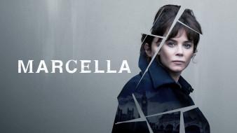 марчелла, сериал, драма, криминал, детектив, анна фрил, marcella backland, третий сезон, великобритания