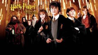 кино фильмы, harry potter and the chamber of secrets, гарри, поттер, гермиона, грейнджер, рон, уизли, свечи, хогвардс, люциус, малфой, дамблдор, локхарт, хагрид, снейп, макгонагалл