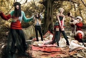 разное, маски,  карнавальные костюмы, саша, пивоварова, костюмы, люди, ребенок, лес, рога, труба