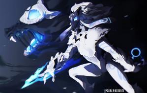 видео игры, league of legends, kindred, дух