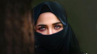 разное, глаза, макияж
