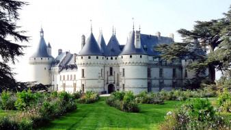 Chateau  de Chaumont обои для рабочего стола 1920x1080 chateau  de chaumont, города, замки франции, chateau, de, chaumont