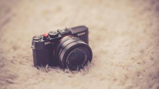 фотоаппарат, камера, ковер