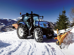 техника, снегоуборочная техника, new, holland