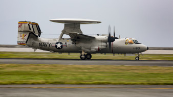 grumman e-2 hawkeye, авиация, авакс,  дрло,  разведывательные самолёты, американский, палубный, самолет, дальнего, радиолокационного, обнаружения