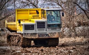 2020 Terramac RT14 обои для рабочего стола 1920x1200 2020 terramac rt14, техника, строительная техника, terramac, rt14, hdr, строительная, 2020, спецтехника, гусеничный, транспорт