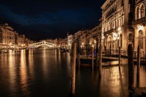 rialto bridge, города, венеция , италия, rialto, bridge