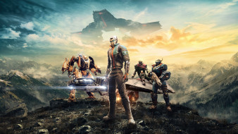 disintegration, видеоигры, v1 Interactive, private division, take two Interactive, ps4, xbox one, windows