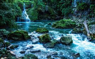 guatemala, central america, природа, водопады, central, america