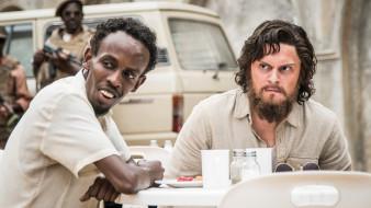 the pirates of somalia , 2017, кино фильмы, -unknown , другое, barkhad, abdi, evan, peters, кадры, из, фильма, пираты, сомали, драма, cомали, кения, судан, юар, сша, биография
