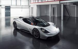 2022 gordon murray t50, автомобили, mclaren, 2022, 4k, экстерьер, вид, спереди, гиперкар, роскошный, суперкар, новый