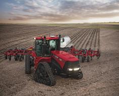 2010 case ih quadtrac 500, техника, тракторы на гусенецах, поле, 2010, сase, ih, quadtrac, 500, трактор