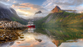 корабли, яхты, сенья, норвегия
