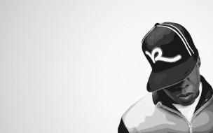 музыка, jay-z, кепка, лицо, куртка, рэпер