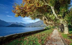 lake como, lombardy, italy, природа, реки, озера, lake, como