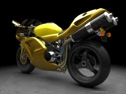 мотоциклы, 3d