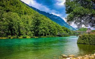 switzerland, природа, реки, озера
