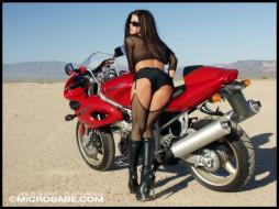 tachka, ot, kuzmicha, мотоциклы, мото, девушкой