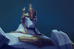 видео игры, league of legends, лицо, корона, galio