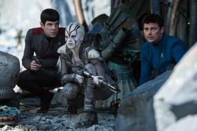 Star Trek Beyond, кадр, фильм, роли, Sofia Boutella, кино, фантастика, персонажи, сериал, серия, звёзды, путь, персонажи, главные