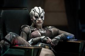 Star Trek Beyond, Джейла, роль, Sofia Boutella, кино, фантастика, персонаж, сериал, инопланетянка, серия