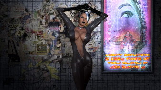 3д графика, фантазия , fantasy, девушка, фон, взгляд, униформа